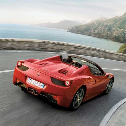 Supercar Hire & Tours Europe