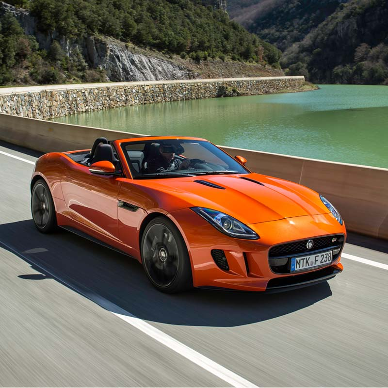 Jaguar Rental Car: Supercar Hire & Drive Europe