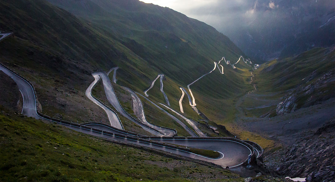 Alps Driving Tour