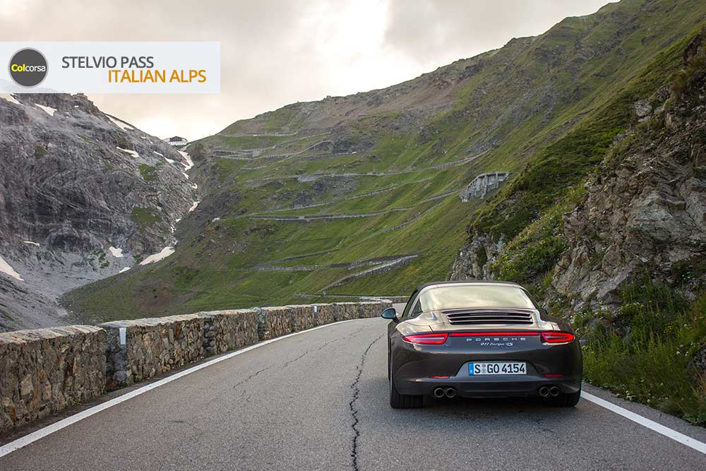 Swiss Alps Amp Stelvio Driving Tour Drive A Supercar In