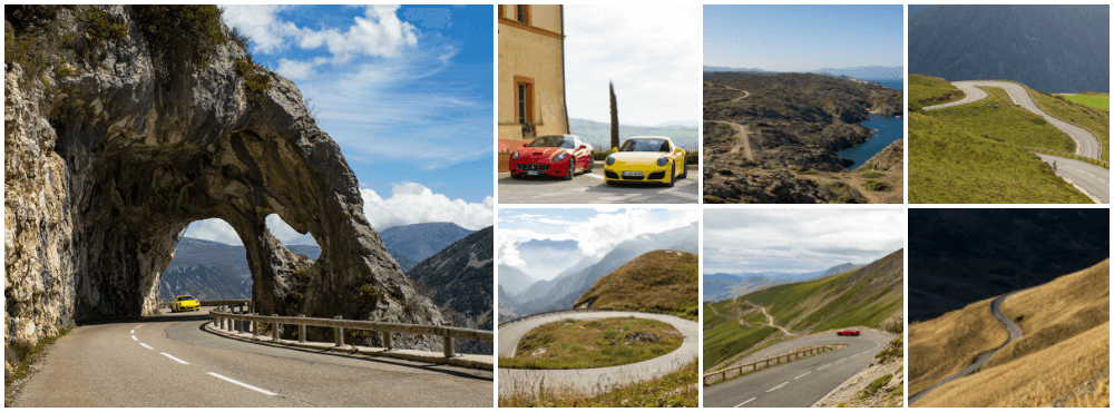Supercar Rally & Supercar Tours in Europe
