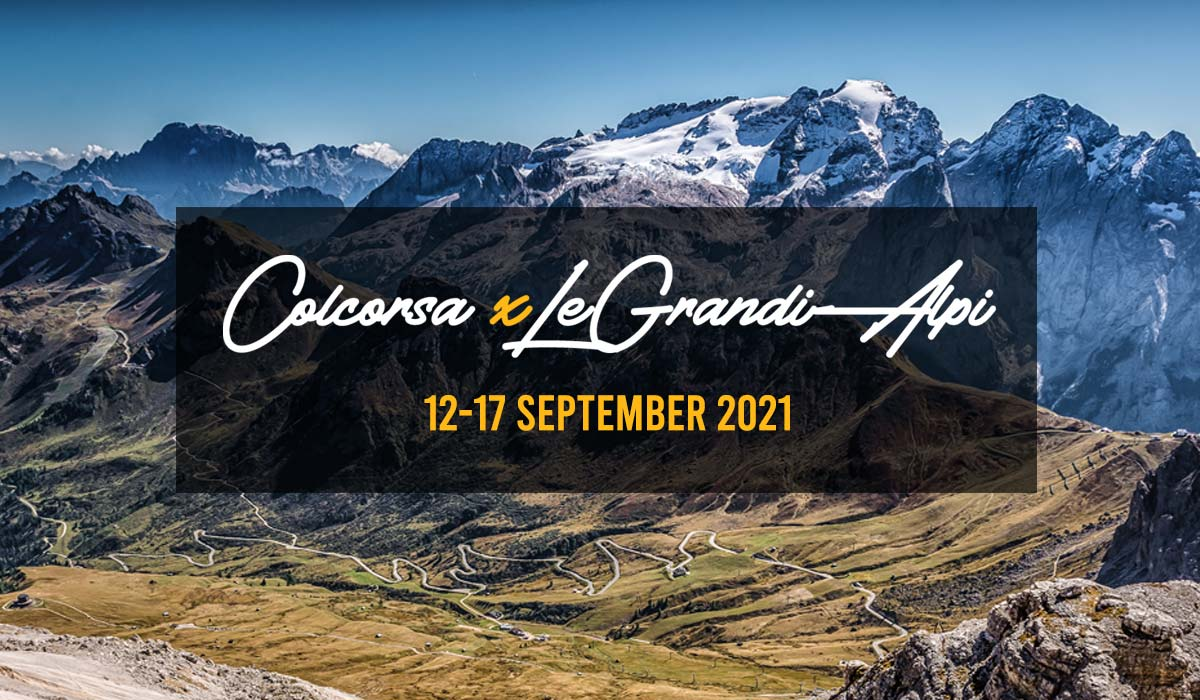 Bernina Pass Supercar Driving Experience - Colcorsa x Le Grandi Alpi 2021