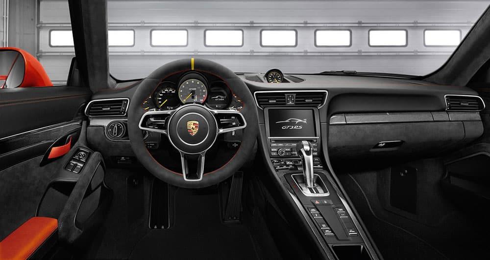 Rent Porsche 991 GT3 RS in Europe - Colcorsa