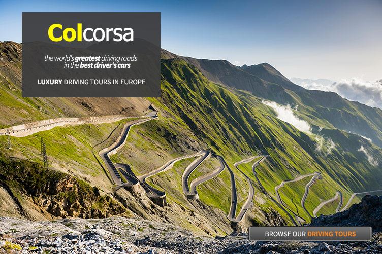 Stelvio Pass Supercar Driving Experience