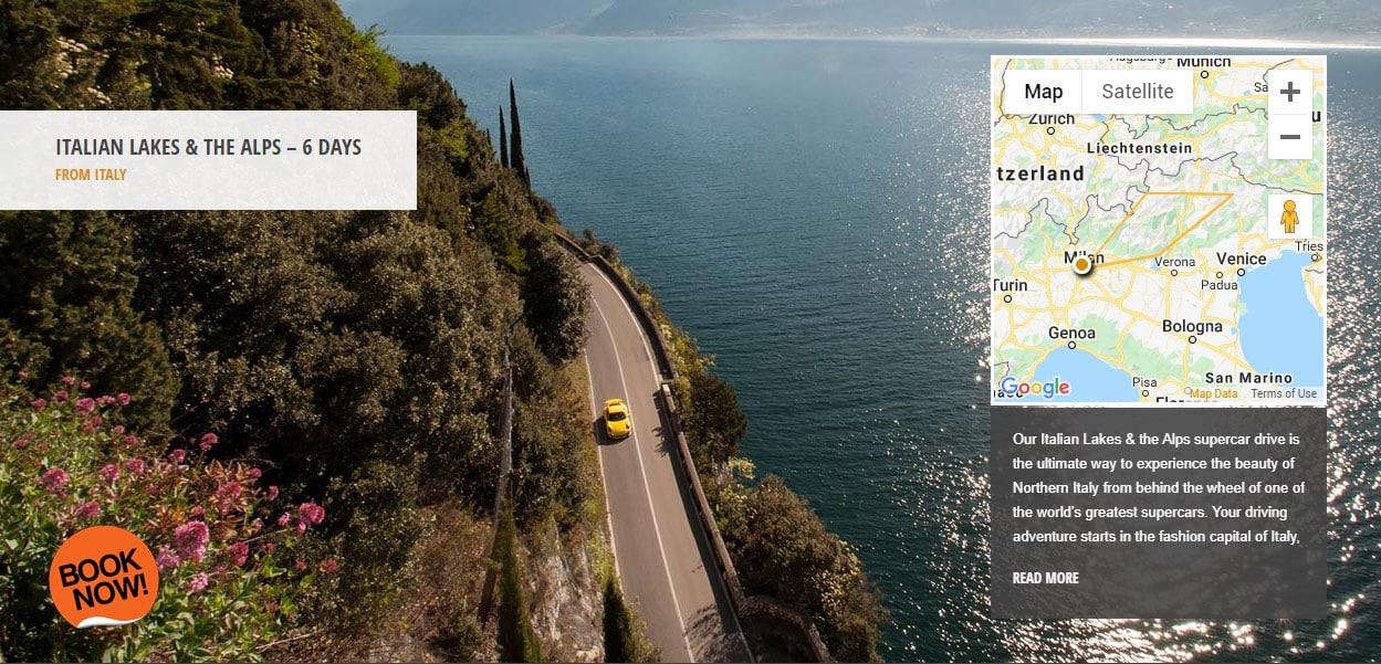 Stelvio Pass Driving Tour