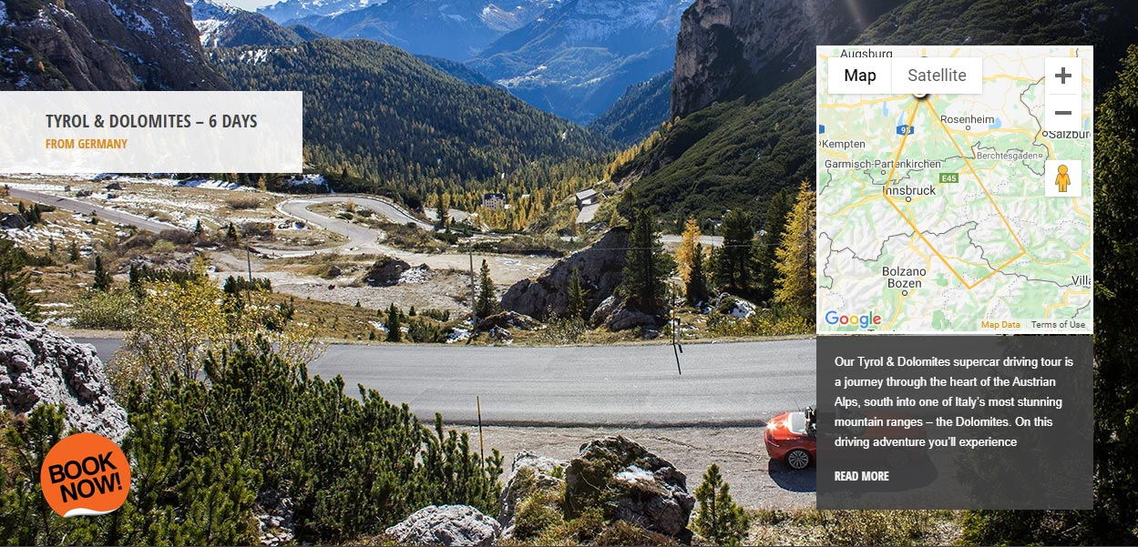 Grossglockner High Alpine Road - Sports Car Driving Experience