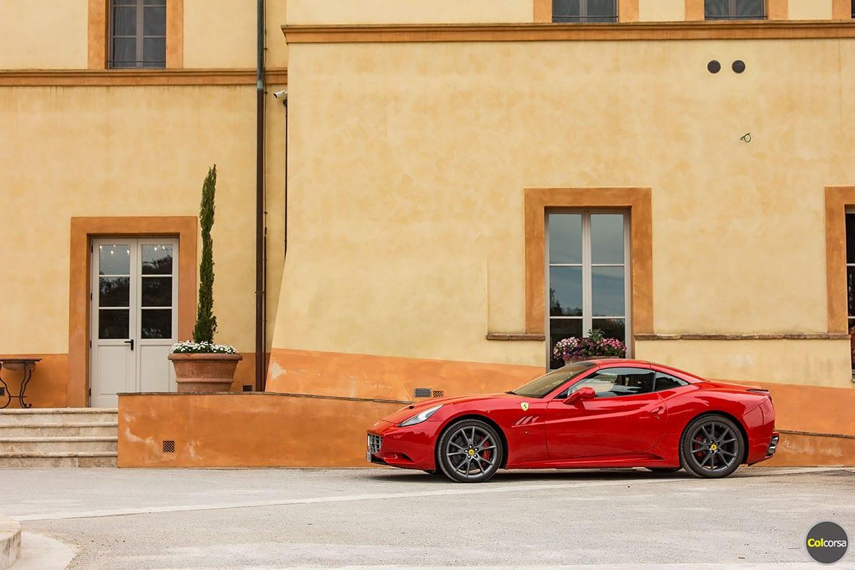 Ferrari Rental Tuscany