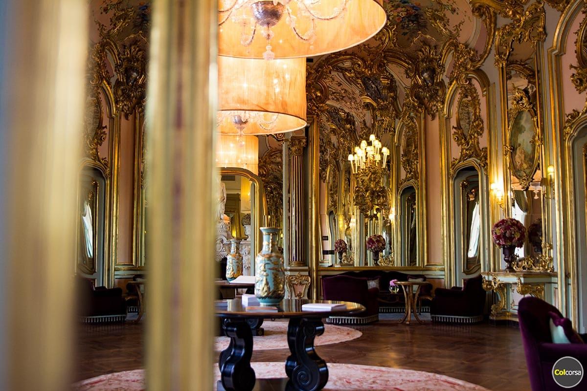 Villa Cora - Interior