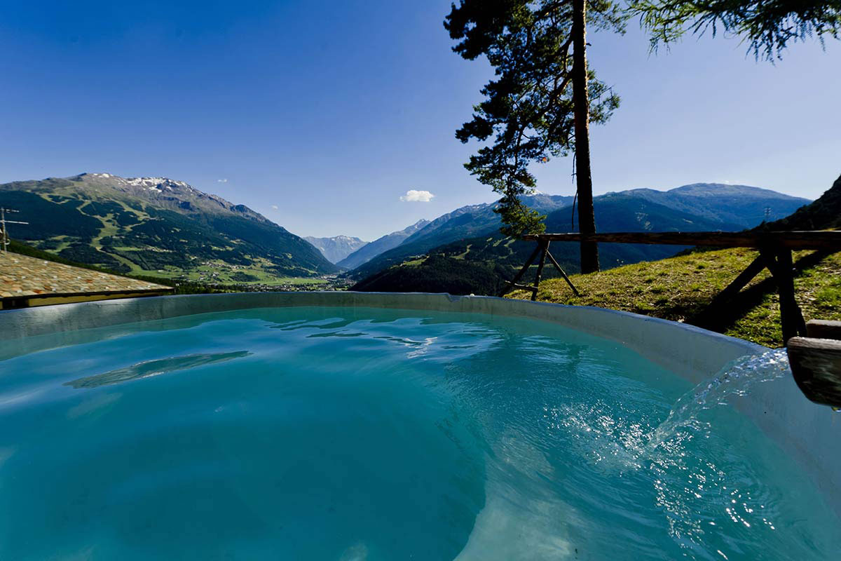Hotel Bagni Nuovi di Bormio - Luxury supercar driving holiday in Italy