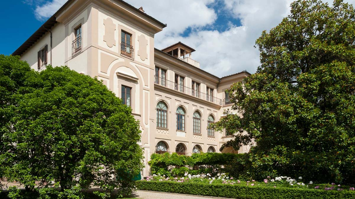 Supercar Week driving experience - Four Seasons Hotel Firenze