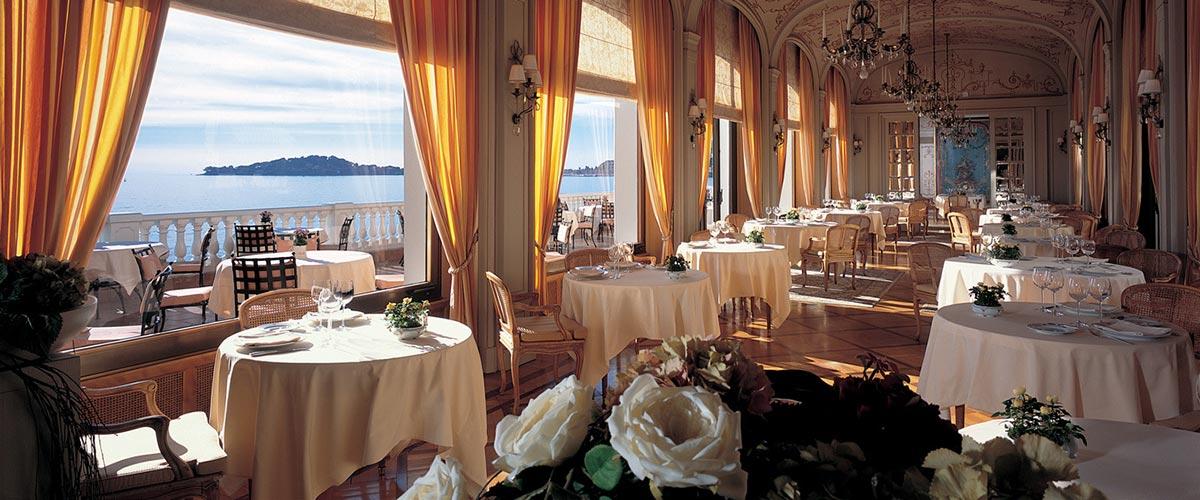 La Réserve de Beaulieu & Spa - Restaurant des Rois