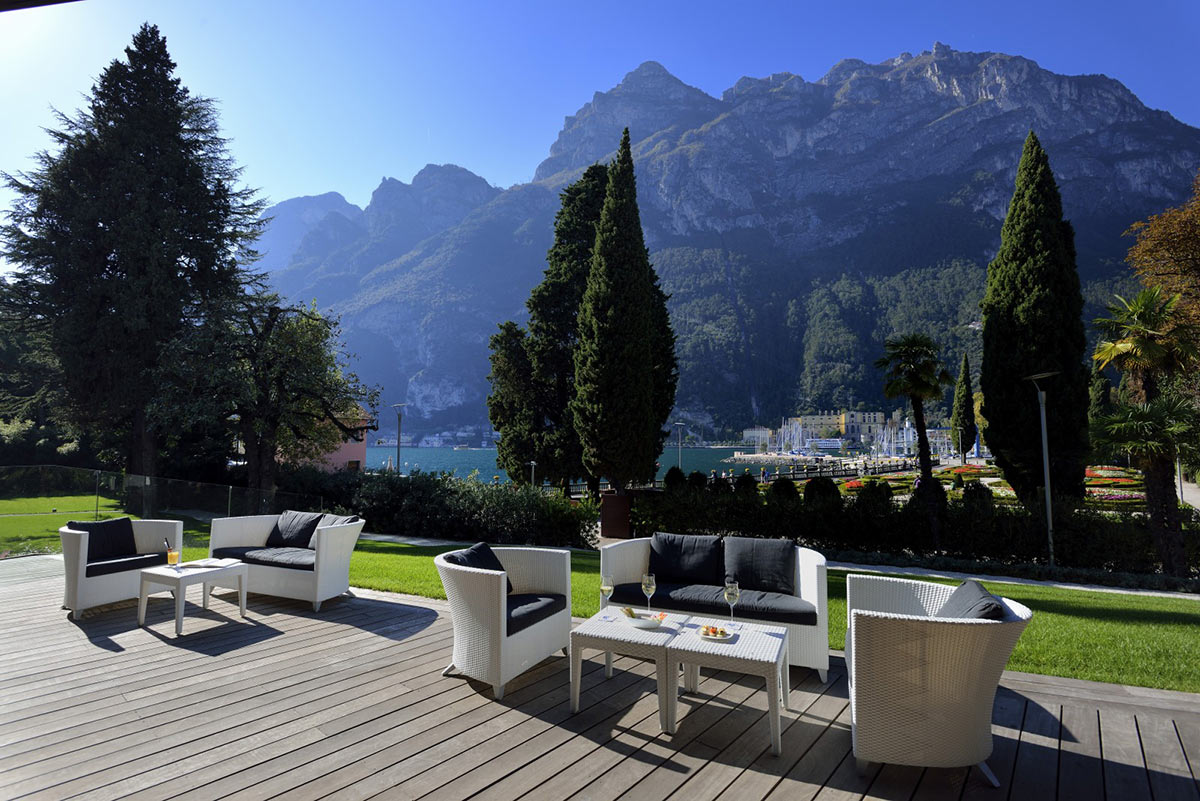 Hotel Lido Palace Lake Garda - Luxury supercar driving holiday in Italy