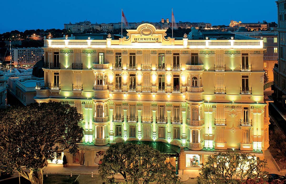Hôtel Hermitage - Monte Carlo Monaco