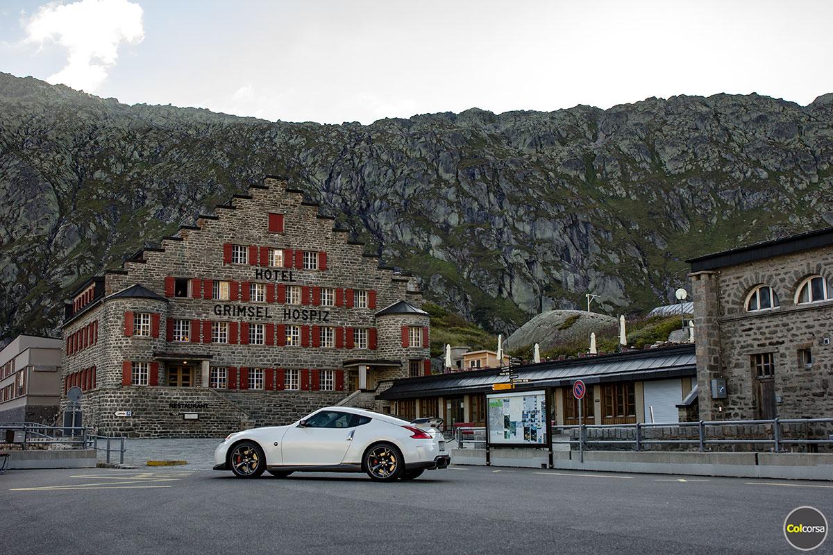 Grimsel Hospiz - Swiss Alps