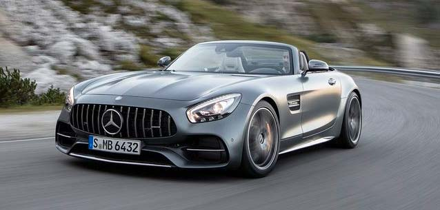 Mercedes-AMG GTC Roadster