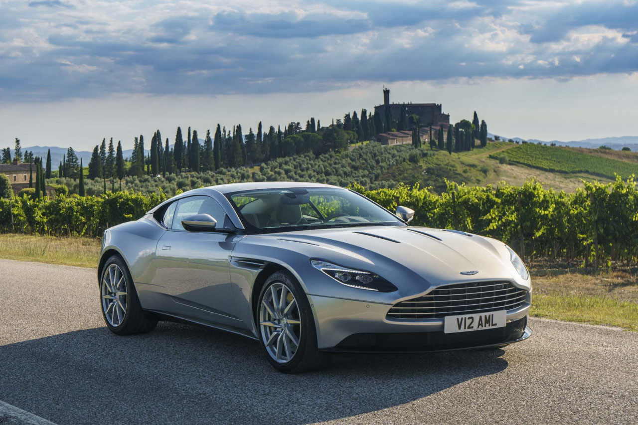 Rent Aston Martin DB11 in Europe - Supercar Hire Europe - Luxury driving tours