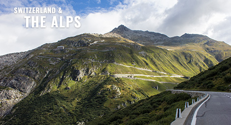 Switzerland & the Swiss Alps - Corporate Supercar Driving Tour / Experience