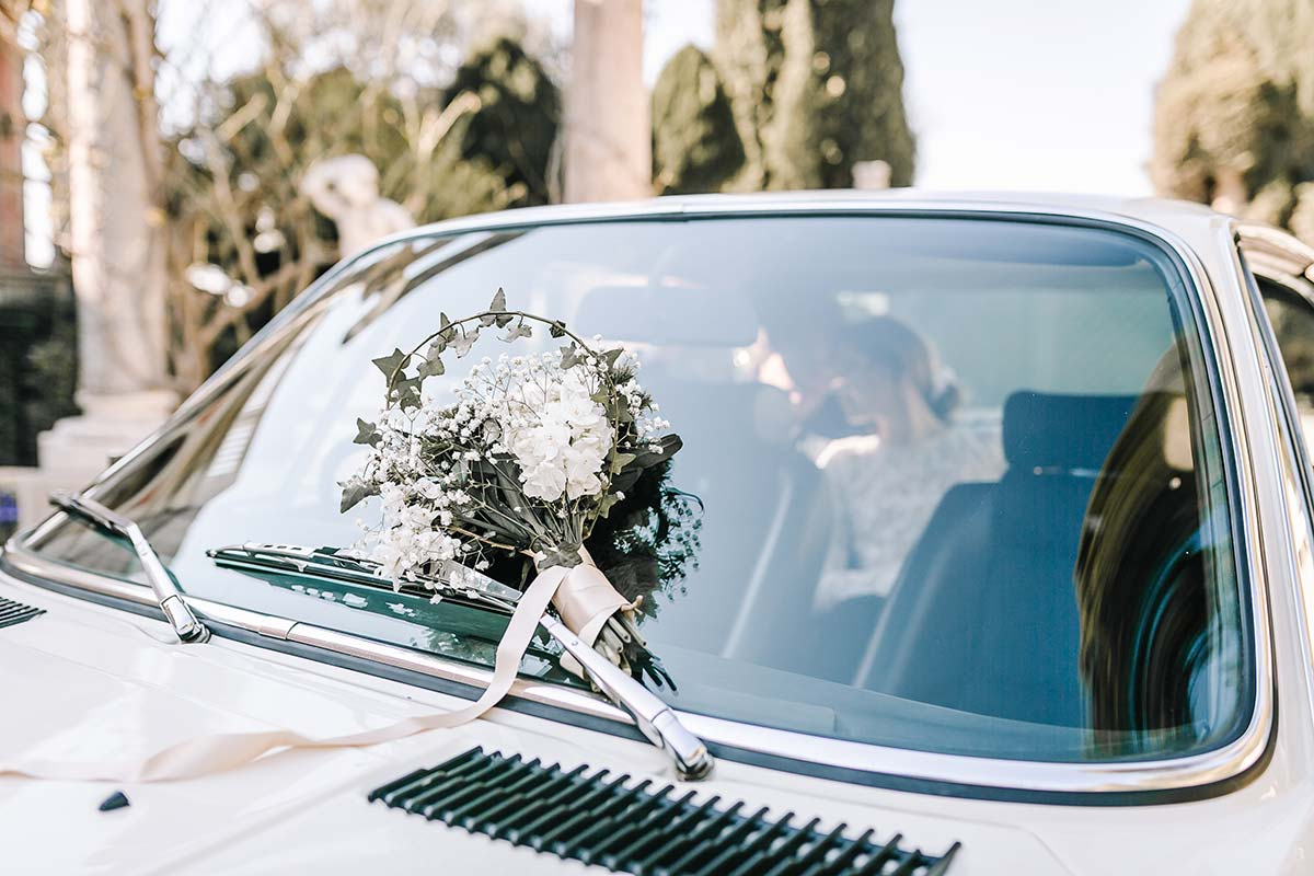 Classic Car - Wedding car - French Riviera / Monaco