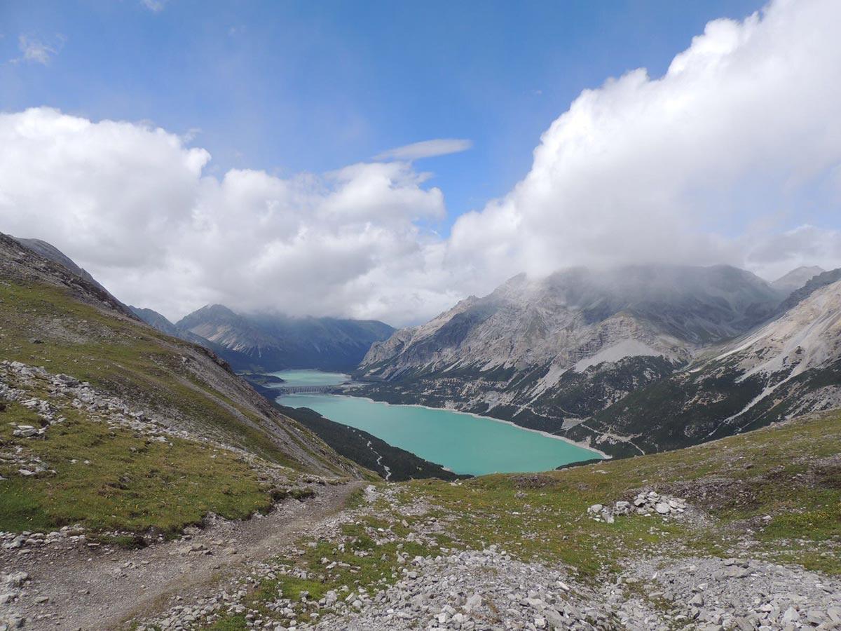 Alpine Alps Lake