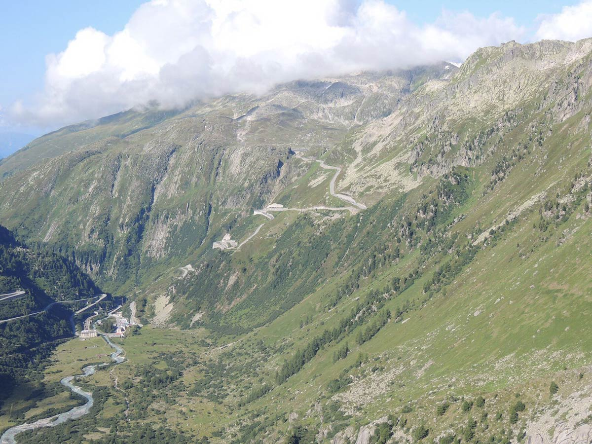 Furka Pass & Grimsel Pass - Switzerland