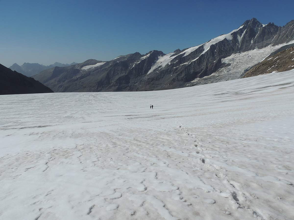 Grossglockner Austria Mountain Hiking