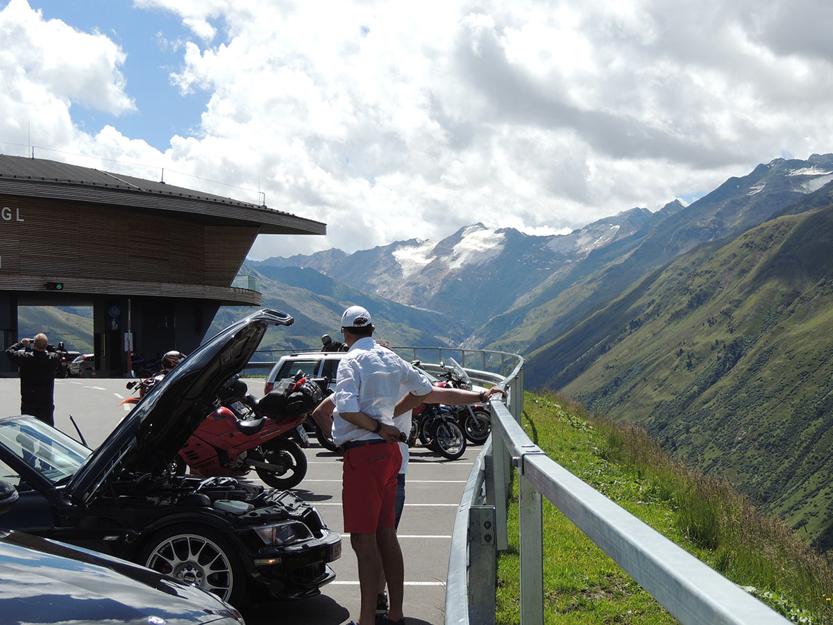 Alpine Tour road trip Alps