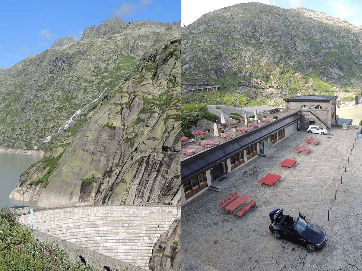 BMW M Roadster - Grimsel Pass - Colcorsa Alpine Tour