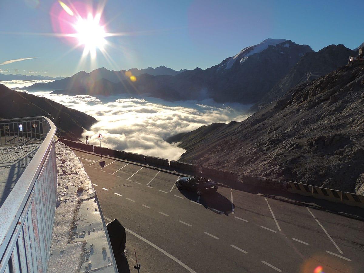BMW Z3M Roadster - Stelvio Pass Italy