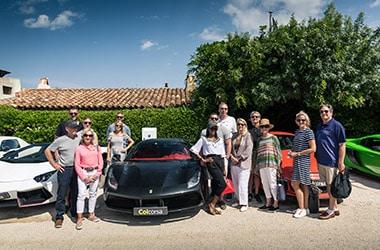Lamborghini Aventador SVJ driving experience