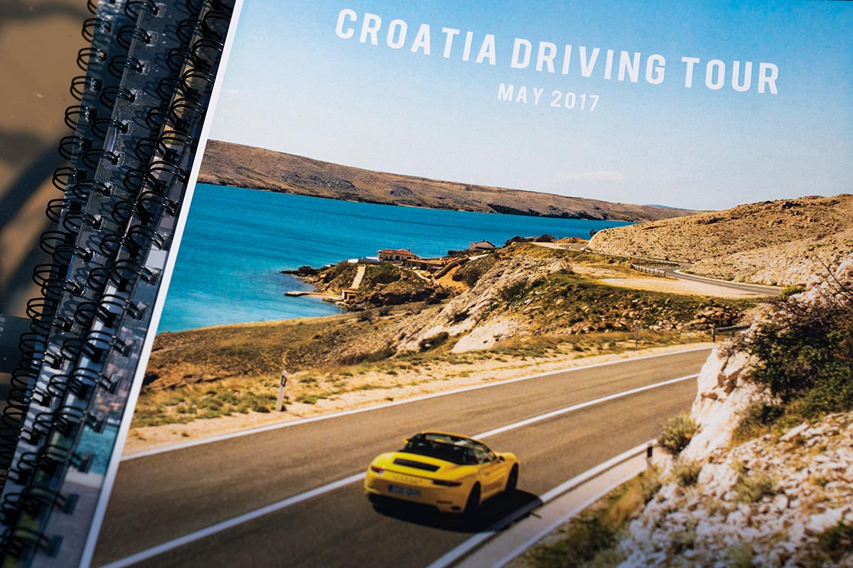 Ultimate Driving Adventure - Croatia Supercar Tour