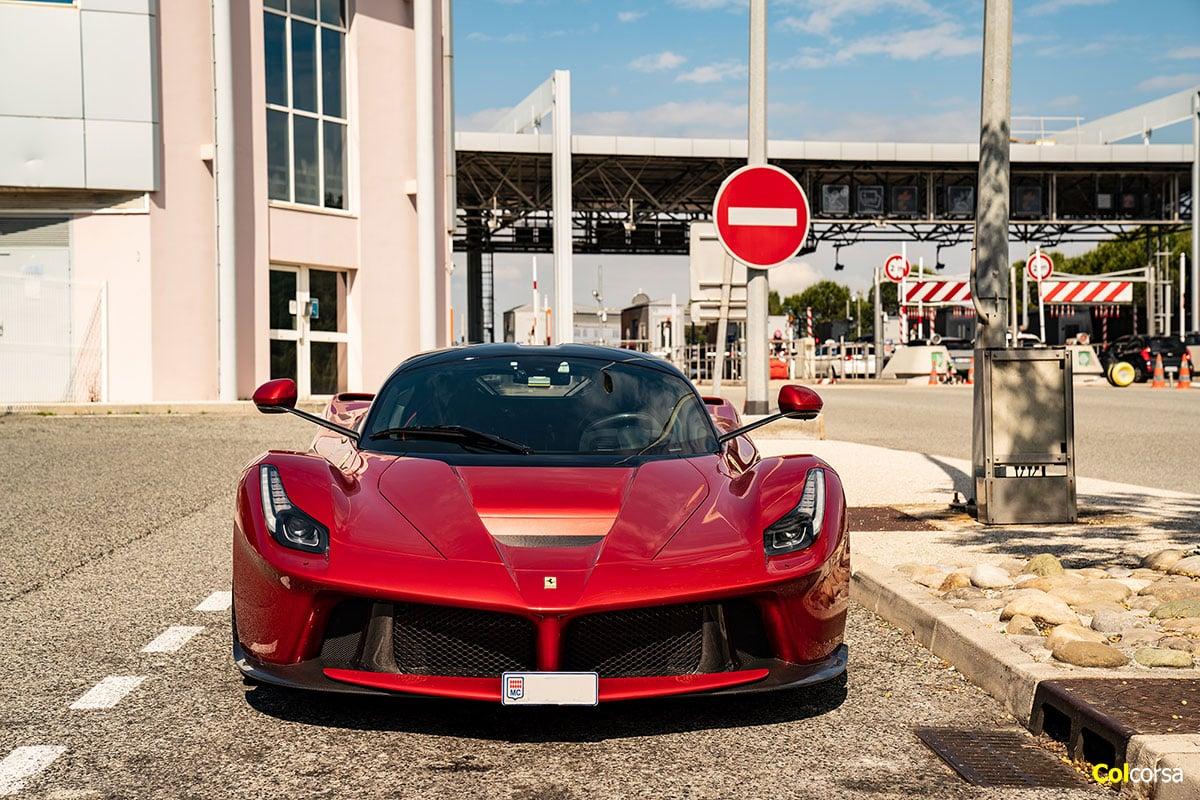 Ferrari LaFerrari - Colcorsa Supercar Tour Monaco