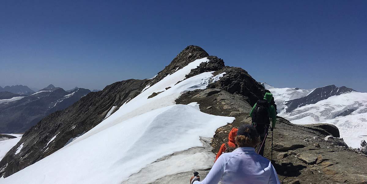 Grossglockner Austria Mountain Hike
