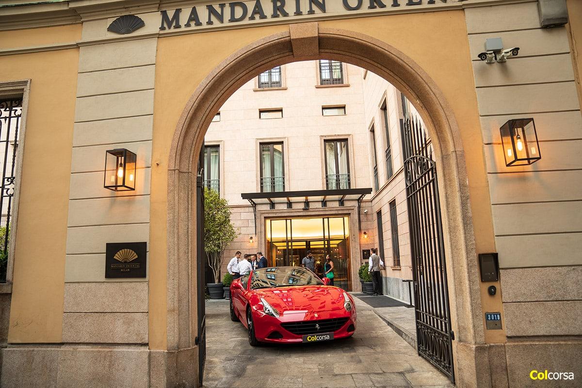 Milan - Luxury supercar driving tour in a Ferrari
