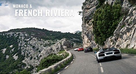 Monaco & French Riviera Corporate Supercar Experience