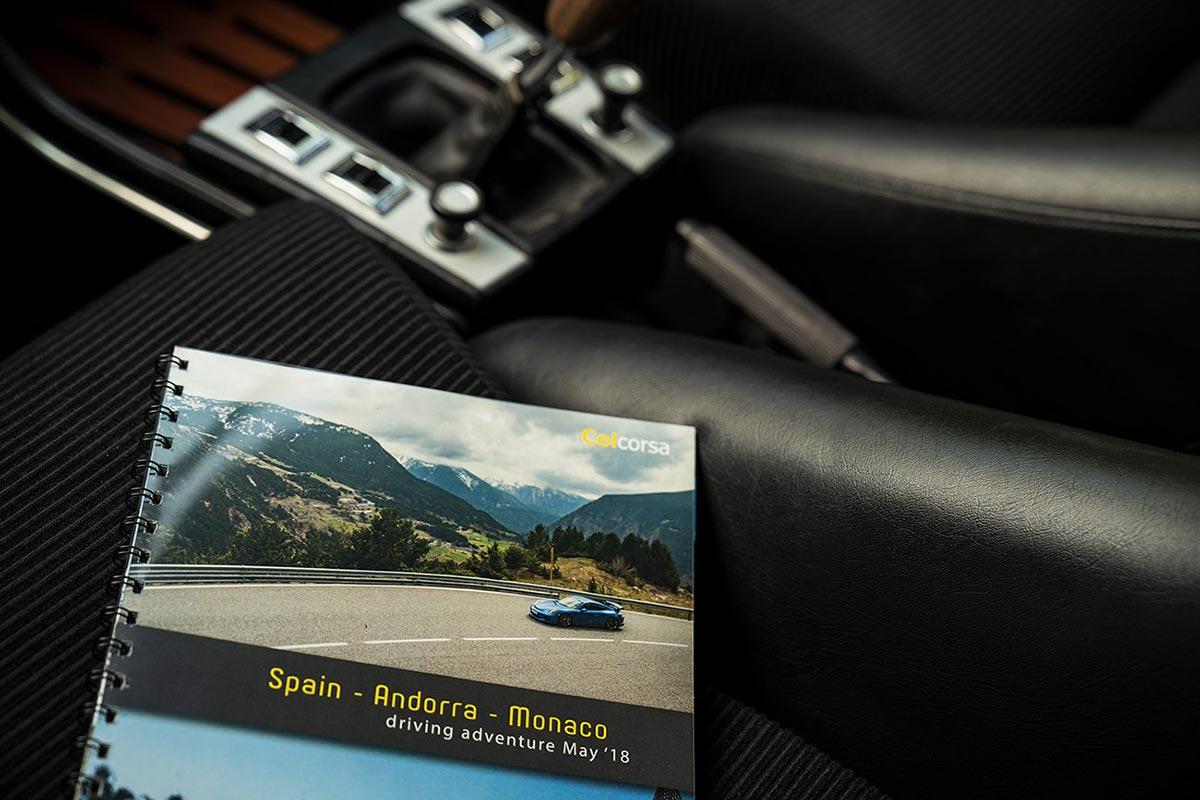 Spain - Andorra - Monaco supercar tour