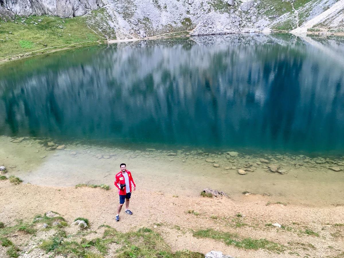 Dolomites - Adam - Alpine Lake