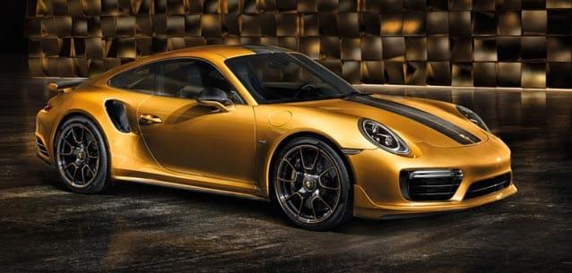 Porsche 991 Turbo S Limited