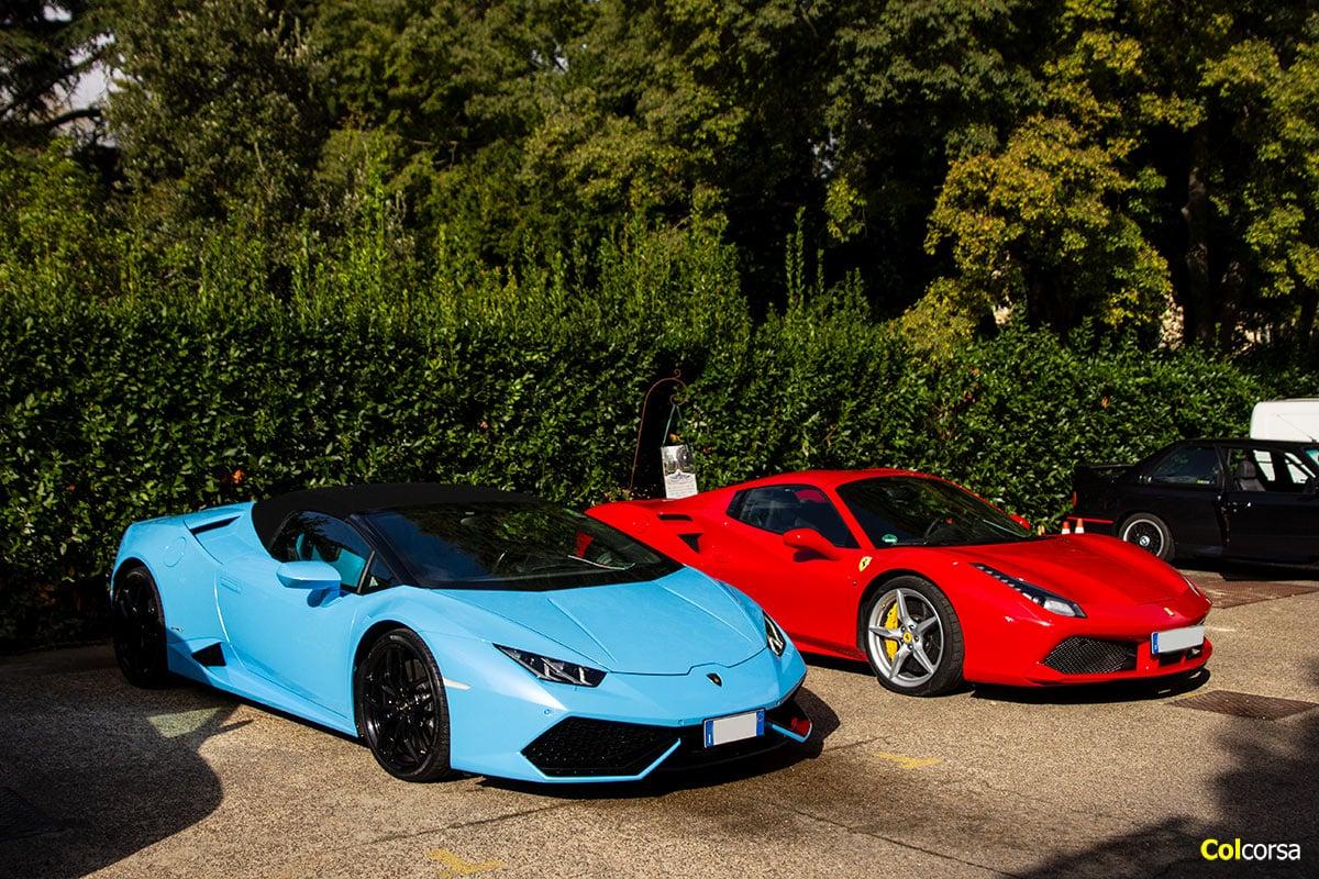 Tuscany Supercar Tour - Lamborghini & Ferrari