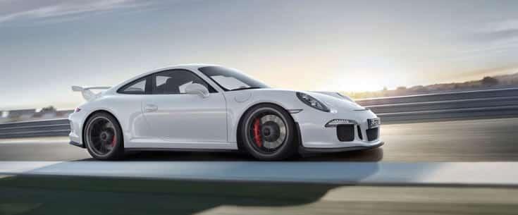 Porsche 991 GT3