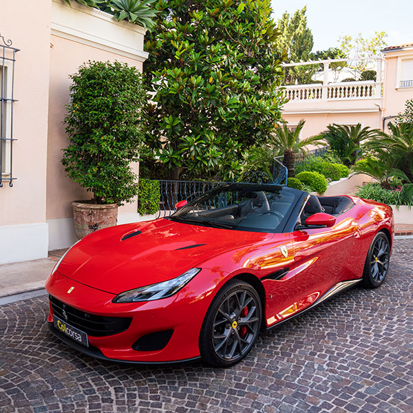 Ferrari Portofino: Rent Ferrari Portofino In Europe