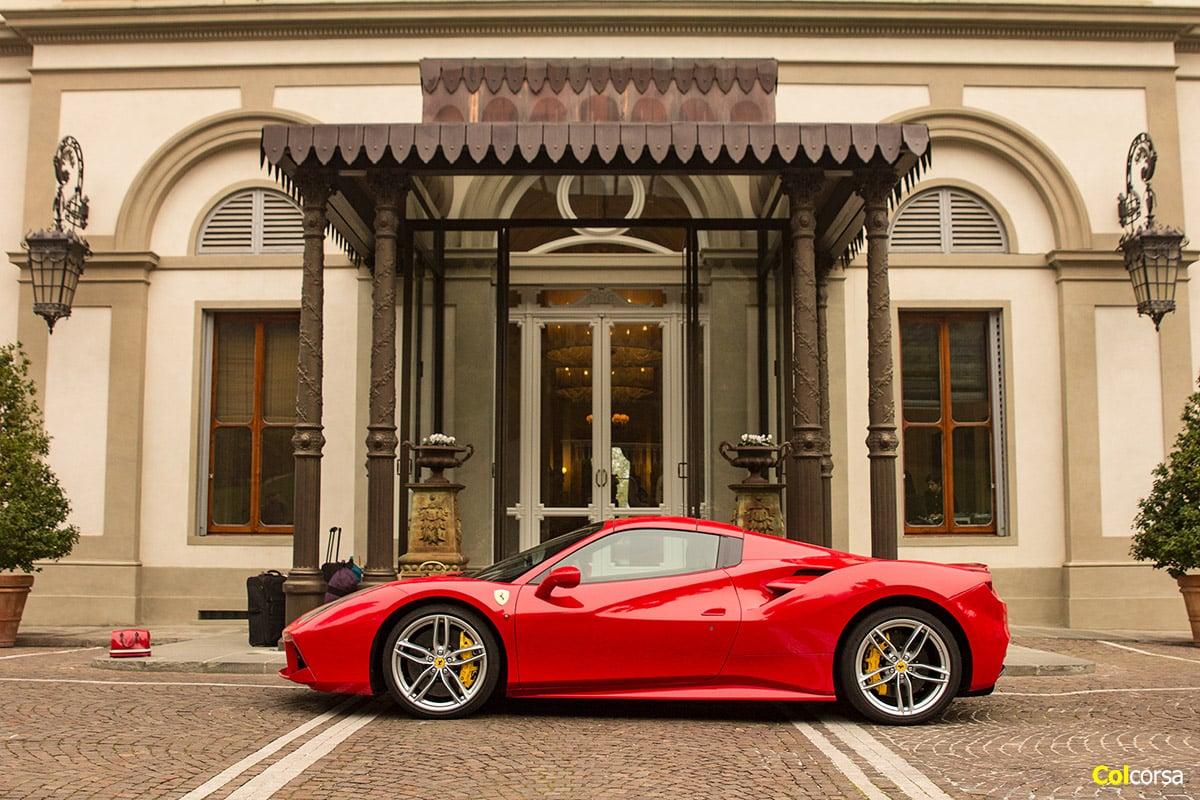 Ferrari Tour Tuscany Italy - Drive a Ferrari - Ferrari Driving Experience