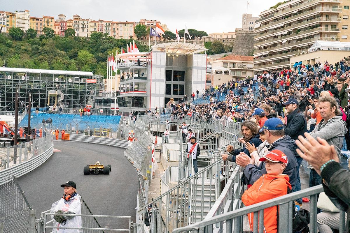 Cancelled - 12th Monaco Historic Grand Prix of Monaco