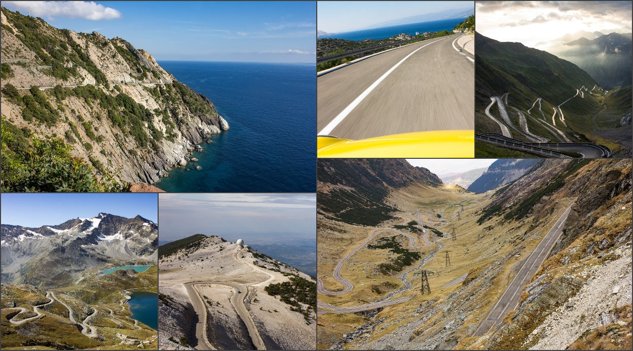 Supercar Driving Experience - Route planning for supercar tours in Europe - Colcorsa