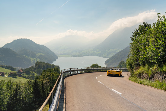 Supercar Hire Switzerland - Luxury car rental Switzerland