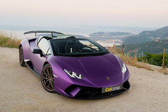 Supercar Hire Spain & Portugal - Luxury car rental Spain & Portugal