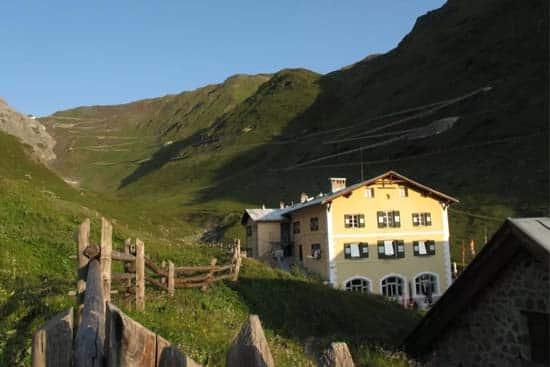 Berghotel Franzenshohe