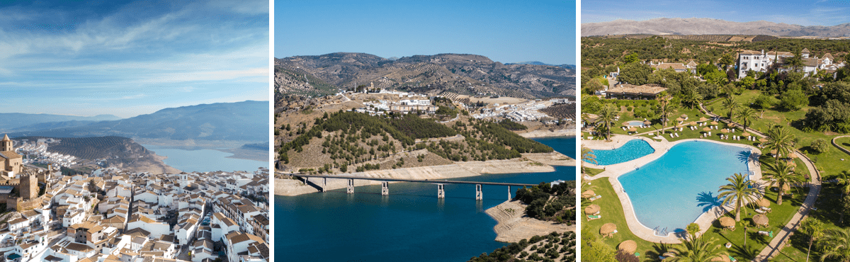 Andalusia supercar driving tour La Bobadilla