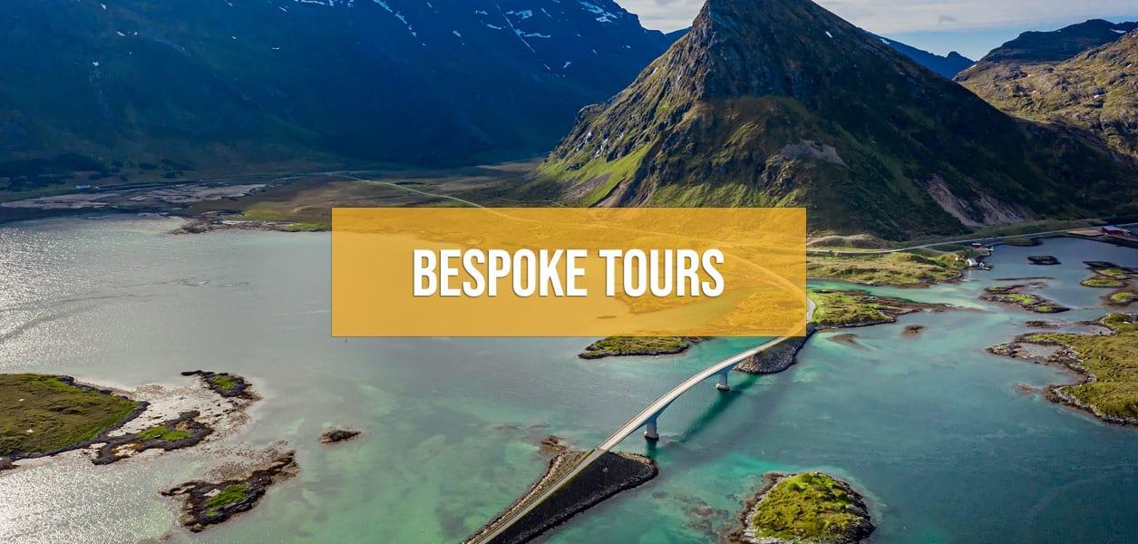 Bespoke driving tours in Europe