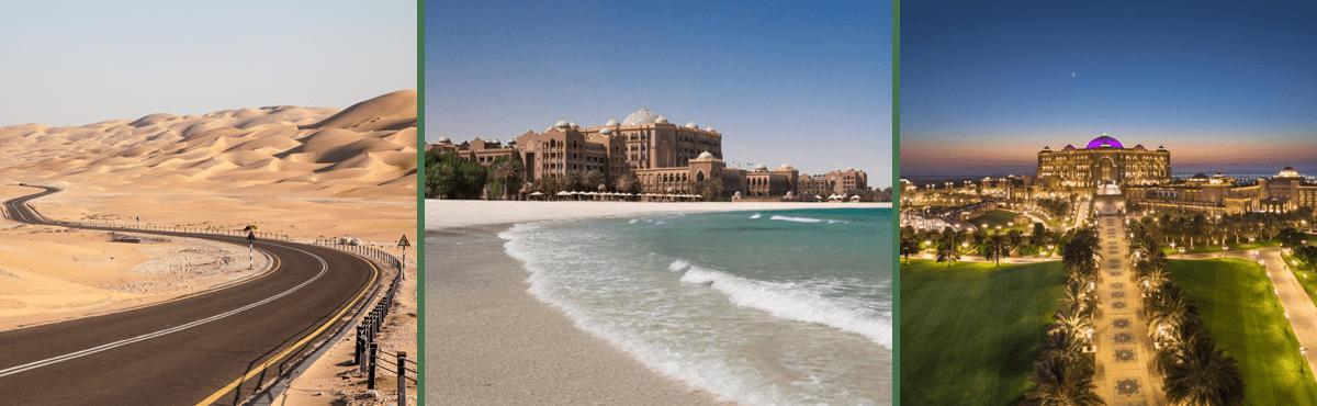 Dubai supercar tour - Liwa desert