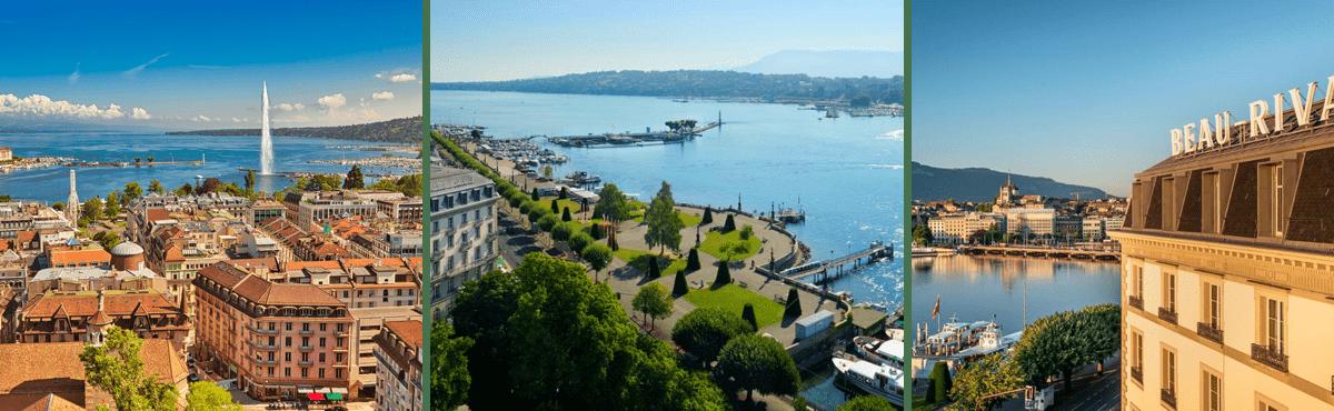 Lavaux driving tour - Geneva